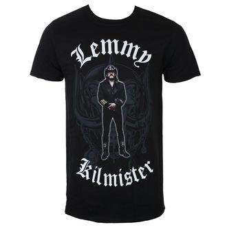 Moška majica Lemmy Kilmister - Memorial Statue - Črna - ROCK OFF, ROCK OFF, Motörhead