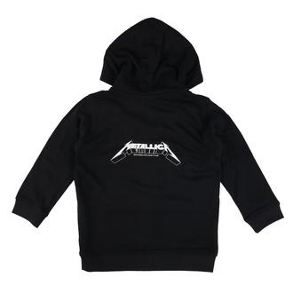 Otroška jopa s kapuco Metallica - (Logo) - Metal-Kids, Metal-Kids, Metallica