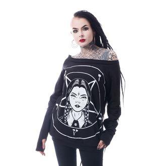 Ženski pulover (brez kapuce) - WEDNESDAY OCCULT - HEARTLESS, HEARTLESS