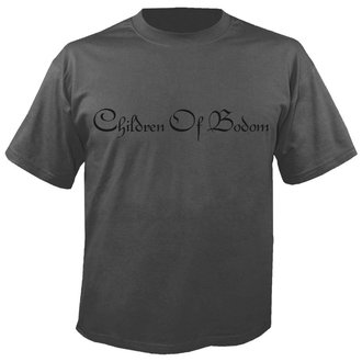 Moška metal majica Children of Bodom - Logo SIVA - NUCLEAR BLAST, NUCLEAR BLAST, Children of Bodom