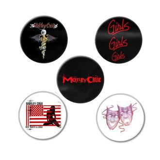 Značke Mötley Crüe - DR FEELGOOD - RAZAMATAZ, RAZAMATAZ, Mötley Crüe