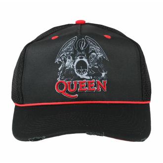 Kapa QUEEN - LINEART CREST TRUCKER - AMPLIFIED, AMPLIFIED, Queen