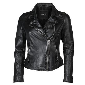 Ženska (bajkerska) jakna Piper P SF LVW - Črna - M0009979