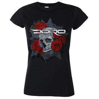 Ženska metal majica Doro - Skull & Roses - ART WORX, ART WORX, Doro