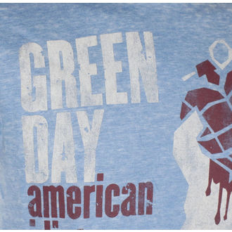 Moška metal majica Green Day - American Idiot - ROCK OFF, ROCK OFF, Green Day