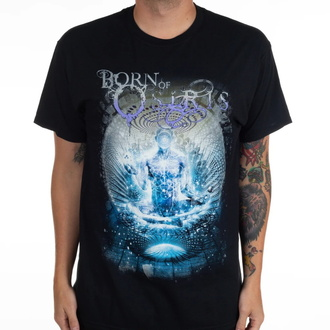 Moška majica Born Of Osiris - Discovery - Črna - INDIEMERCH, INDIEMERCH, Born of Osiris