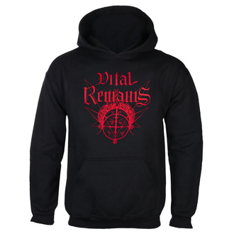 Moški hoodie Vital Remains - Where Is Your God Now - Črna - INDIEMERCH, INDIEMERCH, Vital Remains