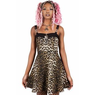 Ženska obleko KILLSTAR - Wild Side - LEO, KILLSTAR