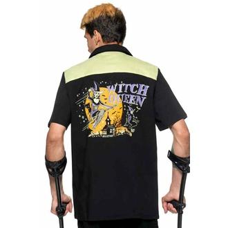 Moška srajca KILLSTAR - Witch Queen - Bowling - Črna, KILLSTAR