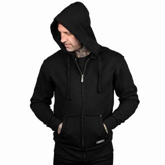 Moški majica WORNSTAR - Essentials - Črna, WORNSTAR
