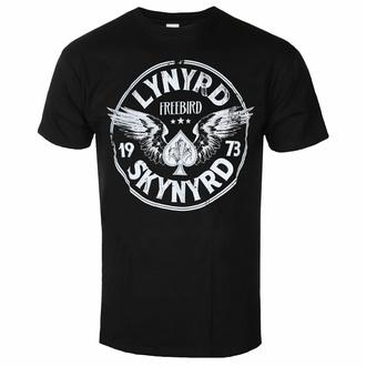 Moška majica Lynyrd Skynyrd - Freebird '73 Wings - Črna - ROCK OFF, ROCK OFF, Lynyrd Skynyrd