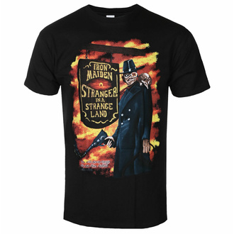 Moška majica Iron Maiden - Stranger In A Strange Land BL - ROCK OFF, ROCK OFF, Iron Maiden
