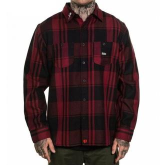 Moška srajca SULLEN - VALENTINE - SCM3128_BKRD