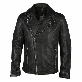 Moška (motoristična) jakna Mavric SF NSLV - Črna, NNM