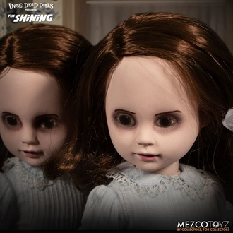 Lutke (dekoracija) The Shining - Living Dead Dolls - Talking Grady Twins, LIVING DEAD DOLLS
