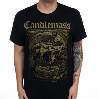 Moška majica Candlemass - The Great Octopus - Črna - INDIEMERCH, INDIEMERCH, Candlemass