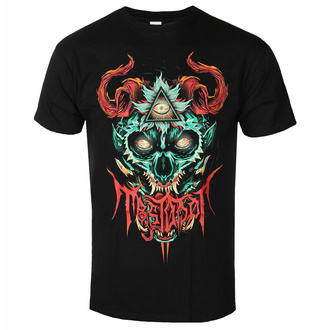 Moška majica Mastodon - Leaf Beast BL - ROCK OFF, ROCK OFF, Mastodon