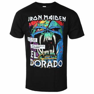 Moška majica Iron Maiden - El Dorado BL - ROCK OFF, ROCK OFF, Iron Maiden