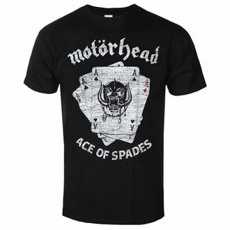 Moška majica Motörhead - Flat Warpig Aces BL - ROCK OFF, ROCK OFF, Motörhead