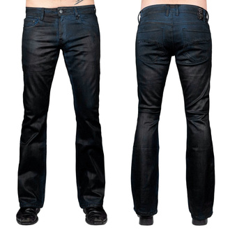Moške hlače (kavbojke) WORNSTAR - Hellraiser Coated - Kobalt Modra, WORNSTAR