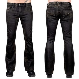 Moške hlače WORNSTAR - Hellraiser Coated - Raw Umber, WORNSTAR