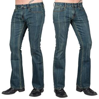 Moške hlače WORNSTAR - Hellraiser Vapor - Vintage Modra, WORNSTAR