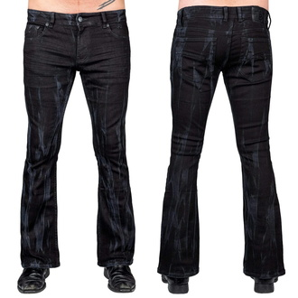 Moške hlače WORNSTAR - Hellraiser Vapor - Črna, WORNSTAR
