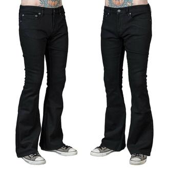 Moške hlače (kavbojke) WORNSTAR - Starchaser - Črna, WORNSTAR