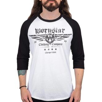 Moška majica s 3/4 rokavi WORNSTAR - Machine Shop, WORNSTAR