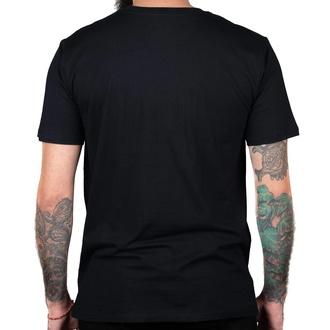 Moška majica WORNSTAR - Essentials - Črna, WORNSTAR
