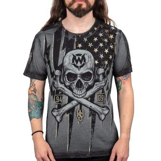 Moška majica WORNSTAR - Black Flag, WORNSTAR