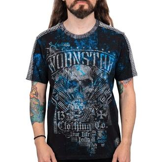 Moška majica WORNSTAR - Devil's Engine, WORNSTAR