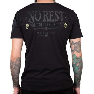 Moška majica WORNSTAR - No Rest, WORNSTAR