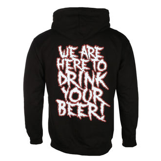 Moška Jopa s kapuco Alestorm - WE ARE HERE TO DRINK YOUR BEER! - PLASTIC HEAD, PLASTIC HEAD, Alestorm