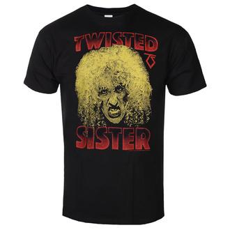 Moška majica Twisted Sister - Dee Snider - Črna - HYBRIS, HYBRIS, Twisted Sister