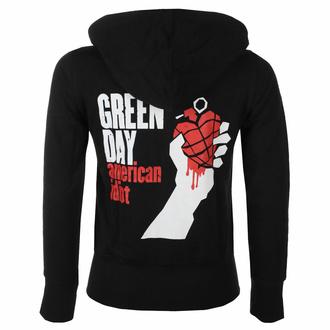 Ženski hoodie Green Day - American Idiot- ROCK OFF, ROCK OFF, Green Day