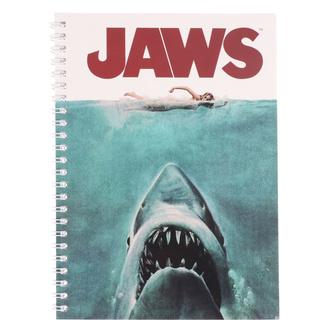 Pisalni notesnik Jaws - Movie Poster, NNM, Žrelo