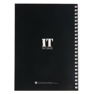 Pisalni notesnik IT - Stephen King - Film Poster, NNM