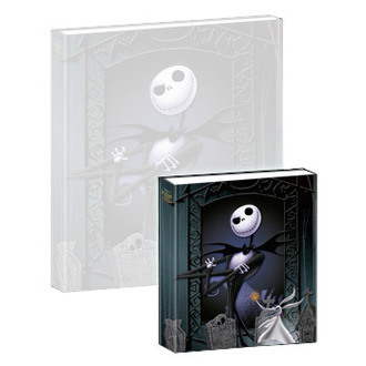 igranje prenosni računalnik Nightmare Before Christmas - Musical Mini-Notebook Jack & Zero, NIGHTMARE BEFORE CHRISTMAS