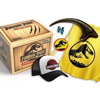 Jurassic Park darilna škatla - Adventure Kit, NNM, Jurski park