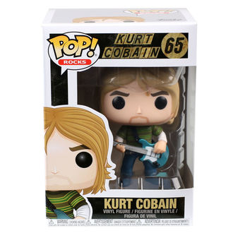 Figurica Nirvana - POP! - Kurt Cobain, POP, Nirvana
