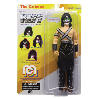 Figura Kiss - Gun - Catman, NNM, Kiss