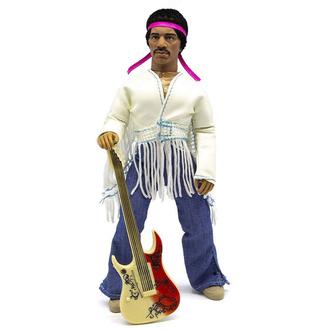 Figura Jimi Hendrix - Woodstock Flocked, NNM, Jimi Hendrix