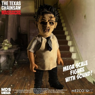 Akcijaska figura The Texas Chainsaw Massacre - Action Figure with Sound Feature Leatherface, NNM