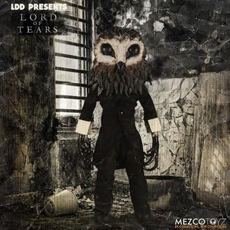 Lutka Lord of Tears - Owlman - Living Dead Dolls Lutka, LIVING DEAD DOLLS