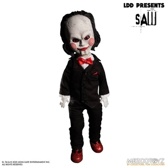 Lutka Saw - Living Dead Dolls - Lutka Billy, LIVING DEAD DOLLS, Saw