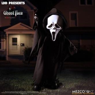 Akcijska figura (lutka) Scream - Ghost Face - Living Dead Dolls, LIVING DEAD DOLLS