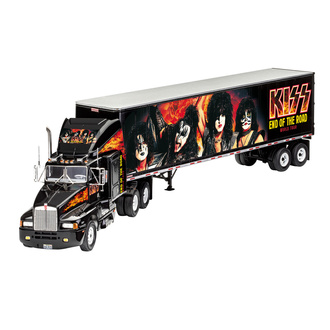 Dekoracija (model tovornjak) Kiss - Model Kit 1/32 Tour Truck, NNM, Kiss