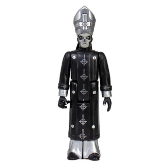 Akcijska figura Ghost - Papa Emeritus III - Črna Serija, NNM, Ghost