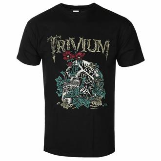 Moška majica Trivium - Skelly Flower - ROCK OFF, ROCK OFF, Trivium